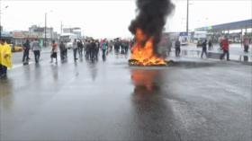 Futuro de Afganistán. Polémica decisión israelí. Protestas en Ecuador - Boletín: 21:30 - 26/10/2021