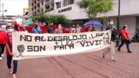 En Panamá continúan los desalojos forzosos de comunidades informales