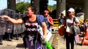Sale nueva caravana de migrantes de la Frontera Sur de México