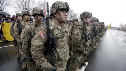 'Mayoría de soldados de EEUU, no listos para una guerra inmediata'