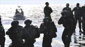 Israel suspende entrenamiento de sus comandos por incidentes graves