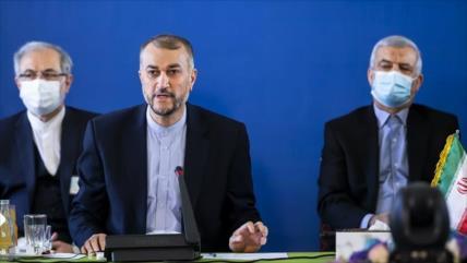 Irán: EEUU debe rendir cuentas por sus crímenes en Afganistán