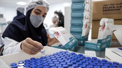 Publicado artículo científico sobre vacuna iraní contra COVID-19