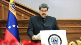 """Maduro llama """"imbécil"""" a Bolsonaro por relacionar vacunas con sida"""