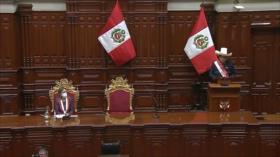 Nuevo intento de desestabilización en Perú