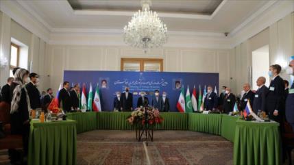 Conferencia de Teherán sobre Afganistán emite declaración conjunta