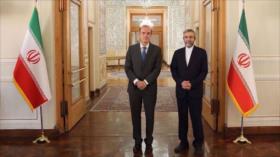Irán y UE acuerdan iniciar diálogos antes de finales de noviembre