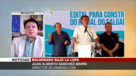 Sanchéz Marín: Brasil enfrenta un desgobierno con Bolsonaro