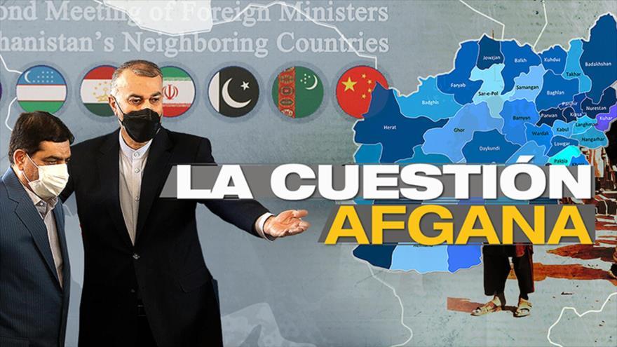 Detrás de la Razón: Vecinos regionales unidos por Afganistán