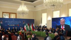 ONU agradece los esfuerzos de Irán para zanjar crisis de Afganistán