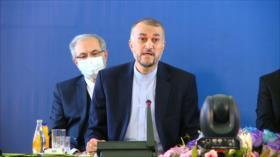 Se celebra conferencia de países vecinos de Afganistán en Irán