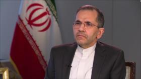 Irán pide a ONU pasos prácticos para cesar agresión israelí a Siria