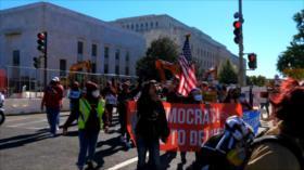 Migrantes en EEUU denuncian arrestos y una reforma que nunca llega