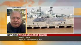 Bigio: En el caso de Taiwán, China tiene mayor apoyo internacional